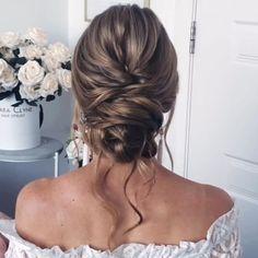 <3 Wedding Hair Pins, Bridal Hair Vine, Bridesmaid Ideas, Bridesmaid Hair, Prom Hair Updo Elegant, Wedding Hairstyles, Cool Hairstyles, Hair Wreaths, Grad Dresses