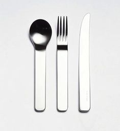 10 Easy Pieces: Everyday Stainless-Steel Flatware : Remodelista