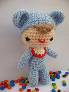 Baby love amigurumi free | Craftsy