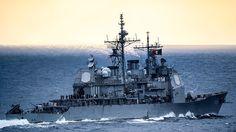 La Sexta Flota de EE.UU.: Todo sobre la fuerza naval que atacó Siria (infografía) - RT
