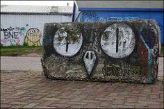 Dscreet (Alex Ellison) Tags: urban holland amsterdam graffiti boobs owl graff ndsm dscreet