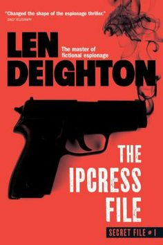 For my recent Spy Fiction display, I realized I'd never read Deighton's 1962 debut. A sheer delight! Anyone who has had to cope with the exasperating vicissitudes of bureaucracy will love Deighton, the funniest of the great Cold War writers. The plot is convoluted, but it doesn't really matter. Turn up your collar and smirk at the follies of mankind like the jaded secret agent you know deep down you really are.