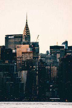 Midtown at dusk by @kostennn #newyorkcityfeelings #nyc #newyork