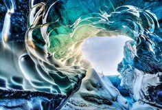 Ice Cave – Iceland