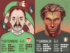 Kampion Card Game by Lourenço Cunha Ferreira | Inspiration Grid | Design Inspiration