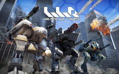 Walking War Robots for PC-Windows 7,8,10 and Mac