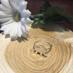 Elephant ring in silver Brand new. Beautiful elephant silver ring in size 6.5. NOTE: It can be worn as a midi ring. Bundle to get even bigger savings! Offers welcome. ❌No trades. Bella B Jewelry Rings