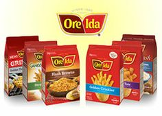 Earn extra points in the #PriceSpotting app from 3/16/14-3/22/14 when you scan & enter prices for any Ore-Ida frozen potato product