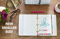 Junior Size 2014/2015 Daily Planner Printable by IHeartOrganizing