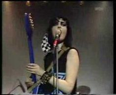 ▶ Siouxsie and the Banshees - Sin in my Heart - Live 1981 - YouTube