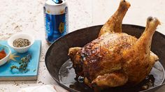 Grilled Whole Chicken, Recipe for Beer Can Chicken | Dollar General Easy Meals