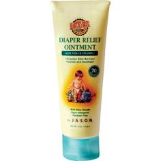 Earth's Best™ Diaper Relief Ointment http://www.jasonnaturalcare.co.uk/earths-best-diaper-relief-ointment/