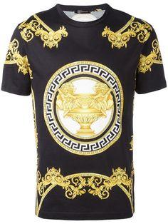 a639b49cb85 VERSACE La Coupe des Dieux T-shirt.  versace  cloth  t-shirt