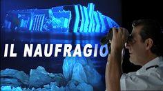 Costa Concordia, un anno dopo. Il film completo: IL NAUFRAGIO.
