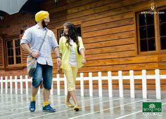 A Turbanista enjoys the bonhomie of many, but he only has eyes for his own Kaur.  Theme: Upscale Street Model: Inderjeet Singh & Maninder Kaur (Riddham Riddham) Stylist: Anish Gopal Photography: Nikhil Raj & Vivek Kumar Makeup artist: Gurmeet Kaur Wardrobe: Woodland Location: Lanterns kitchen n bar Accessories: shopharp.com  www.sikhvogue.com   #Upscale #street #style #SikhVogue #fashion #magazine #photography #Singh #kaur #model #turban #beard #class #woodland #partyhouse #designer #studio