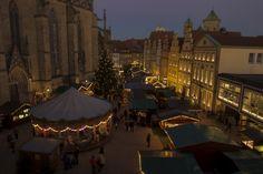 Weihnachtsmarkt Osnabrück - historisch und anheimelnd