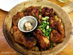 Heun Kee Claypot Chicken Rice in Pudu - Places and Foods, Travel and Food Blog