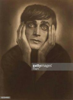 Conrad Veidt, Photo by Franz Xaver Setzer