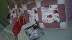 Almofadas floral!