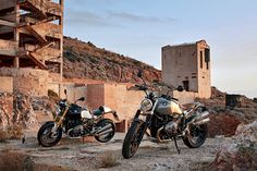 At this month's EICMA motorcycle show in Italy, BMW have unveiled their new R NineT Scrambler. The model draws inspiration from off-road dirt bikes from the 50's, 60s and 70s, here featuring the same 1.17-liter boxer twin as the Roadster. That equates to 110 horsepower and 85 pound-feet of torque. The NineT Scrambler also stands …