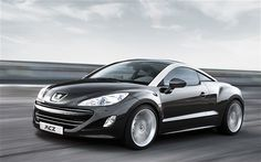Peugeot-Not very many cars share the Audi TT's sloped roof, but the Peugeot RCZ is one… Peugeot Rcz, Car Interior Design, Car Hd, Roadster, Mode Of Transport, Audi Tt, Expensive Cars, Car Wallpapers, Car Manufacturers