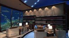 Bilderesultat for living room underwater