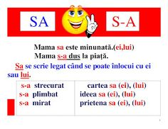 CLASA NOASTRĂ: [ FOTO ] ORTOGRAME (2 ) Romanian Language, School Staff, Quilting Designs, Coloring Pages, Homeschool, Parenting, Learning, Children, Books