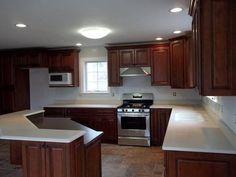 Brandywine RTA Kitchen Cabinets - traditional - kitchen cabinets - RTA Cabinet Store