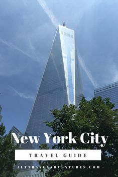 Visit New York City, New York! Travel, food and activity guide. 3 days of things to do.