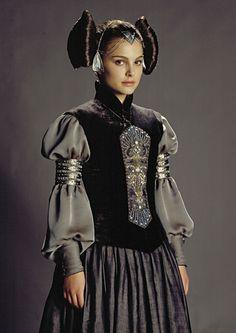 padme   padme from star wars episode ii padme natalie portman wears this ...