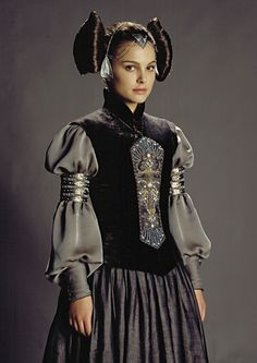 padme | padme from star wars episode ii padme natalie portman wears this ...