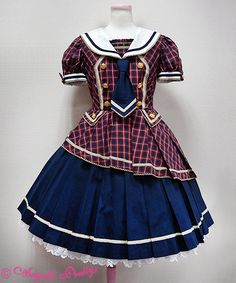 Tartan Holic Series  | Angelic Pretty
