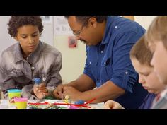 Maker Ed:  facilitate meaningful making and learning experiences with youth.
