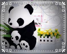 Bientôt Noël !!! Et si vous lui faisiez cadeau de ce panda ???