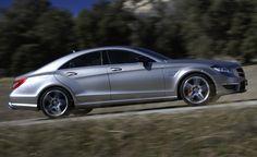 2012 Mercedes-Benz CLS63 AMG Luxury Car