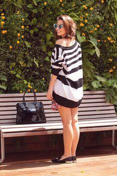 Tricô oversized, look fashion e confortável