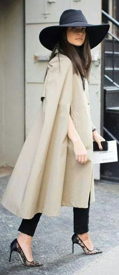 Sophisticated street style