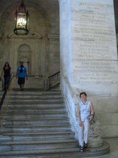 New York Public Library (septiembre, 2014)