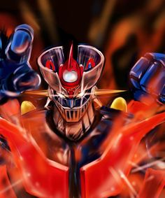 Mazinger Z by ieko2011 on DeviantArt