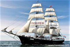 """Tall Ship """"Mercedes"""""""