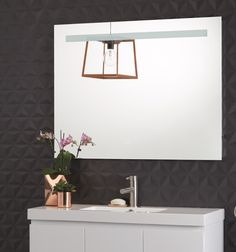Geometrical tile shapes pared with the lineal structural elements of a bathroom marry harmoniously together.  Hexagonal shaped tiles is still a popular design option with multiple variations giving an endless possibility of combinations.