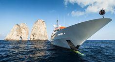 Papi du Papi Yacht :: Giovani Aprea :: #boating #yachts #sailing #sailboat #luxury #fishing