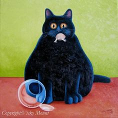 Lunch by Vicky Mount...