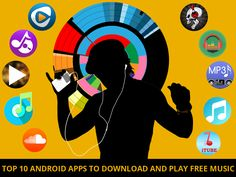 10 Best Free Music Download #Apps for #Android