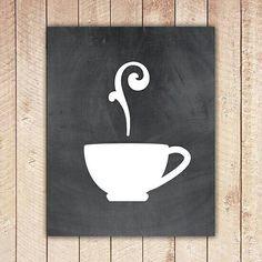 Una taza d café :)