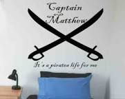 children's room pirates - Google Search