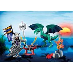 Playmobil, Azjatyccy Wojownicy