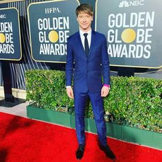 Calum Worthy, Breast, Suit Jacket, Suits, Formal, Golden Globes, Jackets, Style, Fashion