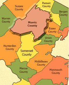 Morris County New Jersey Town Listings. Homes for Sale, Land Lots, Rentals, Commercial.  http://www.njestates.net/nj/counties/morris …