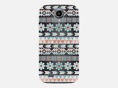 Pastel Aztec Pattern Phone Case